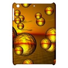 Sunset Bubbles Apple Ipad Mini Hardshell Case by Siebenhuehner