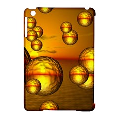 Sunset Bubbles Apple Ipad Mini Hardshell Case (compatible With Smart Cover) by Siebenhuehner