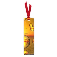 Sunset Bubbles Small Bookmark by Siebenhuehner