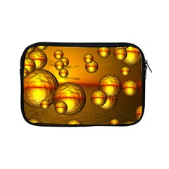 Sunset Bubbles Apple Ipad Mini Zipper Case by Siebenhuehner