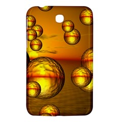 Sunset Bubbles Samsung Galaxy Tab 3 (7 ) P3200 Hardshell Case  by Siebenhuehner