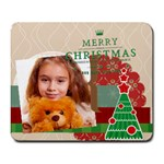 christmas - Large Mousepad
