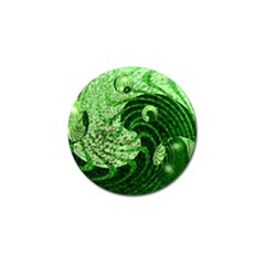 Magic Balls Golf Ball Marker 4 Pack by Siebenhuehner