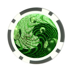Magic Balls Poker Chip (10 Pack) by Siebenhuehner