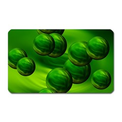 Magic Balls Magnet (rectangular) by Siebenhuehner