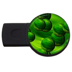 Magic Balls 4gb Usb Flash Drive (round) by Siebenhuehner