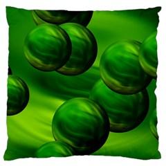 Magic Balls Large Cushion Case (two Sided)  by Siebenhuehner