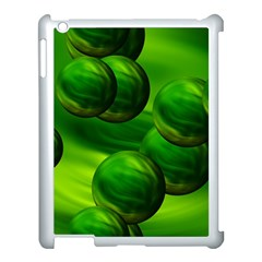 Magic Balls Apple Ipad 3/4 Case (white) by Siebenhuehner