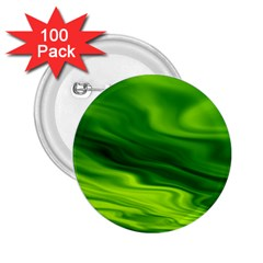 Green 2 25  Button (100 Pack) by Siebenhuehner