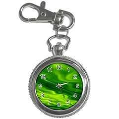 Green Key Chain & Watch by Siebenhuehner