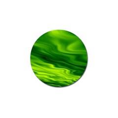 Green Golf Ball Marker 4 Pack by Siebenhuehner