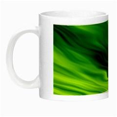 Green Glow In The Dark Mug by Siebenhuehner