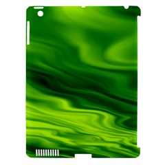 Green Apple Ipad 3/4 Hardshell Case (compatible With Smart Cover) by Siebenhuehner