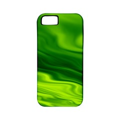 Green Apple Iphone 5 Classic Hardshell Case (pc+silicone) by Siebenhuehner