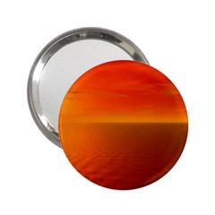 Sunset Handbag Mirror (2 25 ) by Siebenhuehner