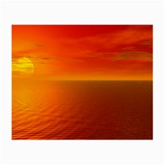 Sunset Glasses Cloth (small) by Siebenhuehner
