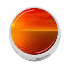 Sunset 4 Port Usb Hub (one Side) by Siebenhuehner