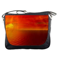 Sunset Messenger Bag by Siebenhuehner