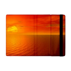 Sunset Apple Ipad Mini Flip Case by Siebenhuehner