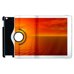 Sunset Apple Ipad 2 Flip 360 Case by Siebenhuehner