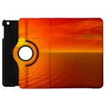 Sunset Apple iPad Mini Flip 360 Case Front