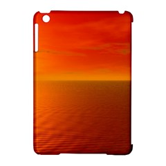 Sunset Apple Ipad Mini Hardshell Case (compatible With Smart Cover) by Siebenhuehner