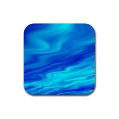 Blue Drink Coasters 4 Pack (square) by Siebenhuehner