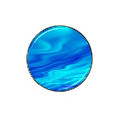 Blue Golf Ball Marker (for Hat Clip) by Siebenhuehner