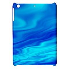 Blue Apple Ipad Mini Hardshell Case by Siebenhuehner