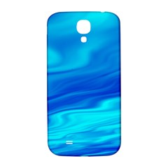 Blue Samsung Galaxy S4 I9500/i9505  Hardshell Back Case by Siebenhuehner