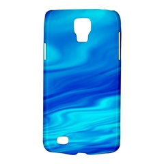 Blue Samsung Galaxy S4 Active (i9295) Hardshell Case