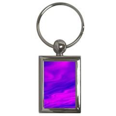 Design Key Chain (rectangle) by Siebenhuehner