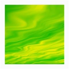 Green Glasses Cloth (medium) by Siebenhuehner