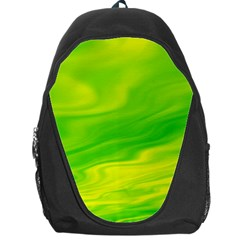 Green Backpack Bag by Siebenhuehner