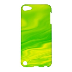 Green Apple Ipod Touch 5 Hardshell Case by Siebenhuehner