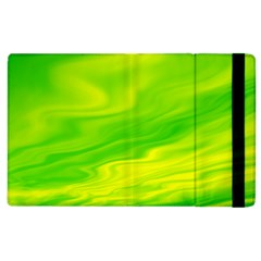 Green Apple Ipad 3/4 Flip Case by Siebenhuehner