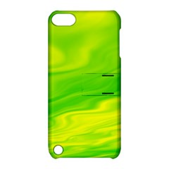 Green Apple Ipod Touch 5 Hardshell Case With Stand by Siebenhuehner