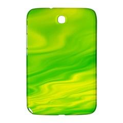 Green Samsung Galaxy Note 8.0 N5100 Hardshell Case  by Siebenhuehner