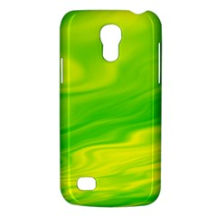 Green Samsung Galaxy S4 Mini Hardshell Case  by Siebenhuehner