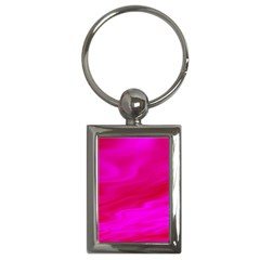 Design Key Chain (rectangle) by Siebenhuehner
