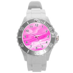 Background Plastic Sport Watch (large) by Siebenhuehner