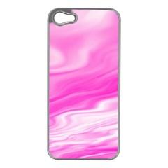 Background Apple Iphone 5 Case (silver) by Siebenhuehner