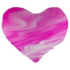 Background 19  Premium Heart Shape Cushion by Siebenhuehner