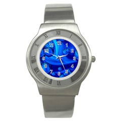 Modern  Stainless Steel Watch (unisex) by Siebenhuehner
