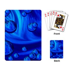 Modern  Playing Cards Single Design by Siebenhuehner