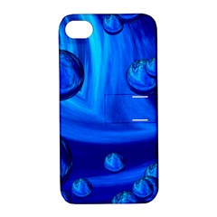 Modern  Apple Iphone 4/4s Hardshell Case With Stand by Siebenhuehner