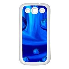 Modern  Samsung Galaxy S3 Back Case (white) by Siebenhuehner