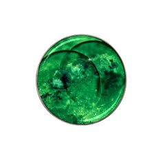 Green Bubbles Golf Ball Marker 10 Pack (for Hat Clip) by Siebenhuehner