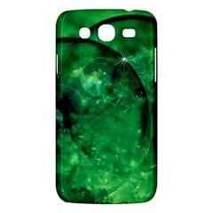 Green Bubbles Samsung Galaxy Mega 5 8 I9152 Hardshell Case  by Siebenhuehner
