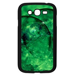 Green Bubbles Samsung Galaxy Grand Duos I9082 Case (black) by Siebenhuehner